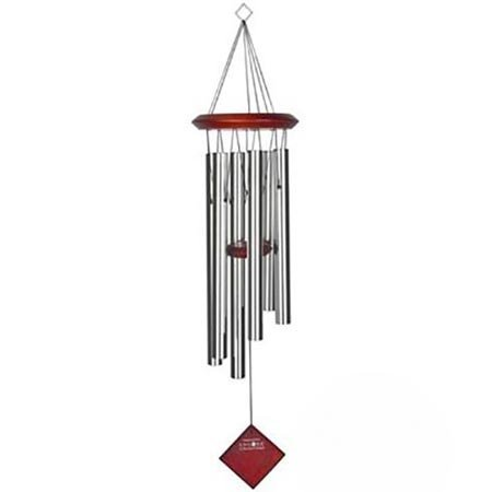 wind chime pianeta plutone 68 cm (WOODSTOCK CHIMES ORIGINALE)